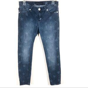 Rock & Republic Hamburg Crop Skinny Jeans
